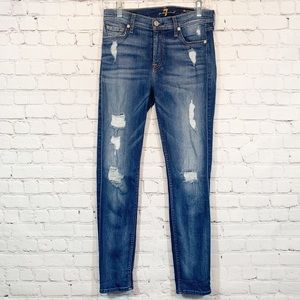 7 for All Mankind Jeans | the Ankle Skinny
